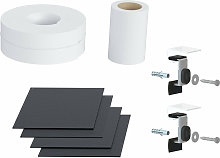 set di isolamento acustico per piatti doccia DWS -