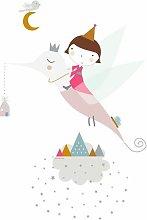 Set di Lenzuola per Culla Wonderland Culla da 60