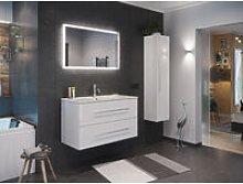 Set di mobili da bagno Firenze 100 (3 parti/A)