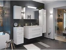 Set di mobili da bagno Firenze 100 (5 parti/C)