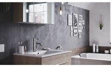 Set di mobili da bagno Firenze 70 2 parti rovere