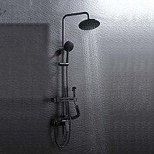 Set doccia in rame nero set doccia doccia hotel