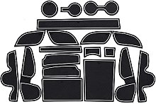 Set Portaoggetti Per Tappetino Per Porta Auto,