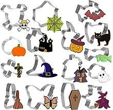 Set tagliabiscotti Di Halloween,Tagliabiscotti Per