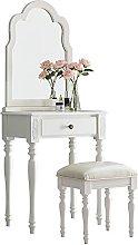 set tavolo e sedie Tutto Solid Wood Vanity Desk