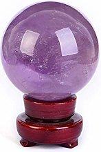 Sfera di cristallo naturale ametista Feng Shui,