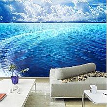 Sfondo scintillante di acqua di mare