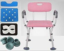 Sgabello da bagno regolabile Sedia Handicap Casa