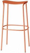 Sgabello in metallo Scab Design, disponibile in