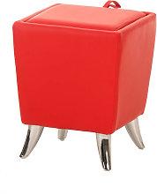 Sgabello pouf contenitore CP212 28x36x45cm