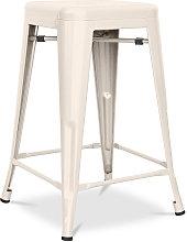 Sgabello Tolix 60 cm Pauchard Style - Metallo