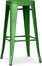 Sgabello Tolix 76 cm Pauchard Style - Metallo