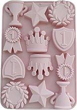 ShapeW Stampo in silicone per fondente natalizio