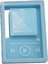 ShapeW - Stampo in silicone per giocatore e