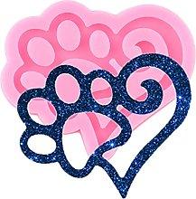 ShiftX4 resina epossidica, amore gatto artiglio