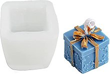 shizuku Stampo in silicone per candele natalizie,