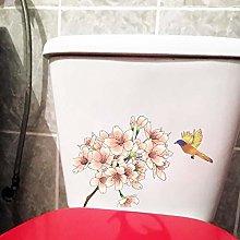 SHMAZ Adesivo per WC Adesivo Decorativo Adesivi