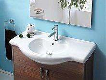 Shop Chic lavabo bagno consolle in ceramica