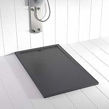 Shower Online Piatto doccia in resina FLOW -