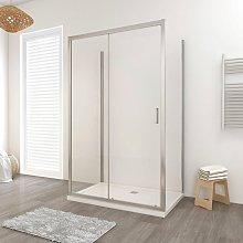 Showerdesign - Box doccia LISBONA porta scorrevole