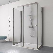 Showerdesign - Box doccia MOSCA porta scorrevole