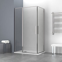 Showerdesign - Box doccia OSLO doppia porta