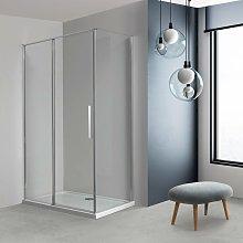 Showerdesign - Box doccia OSLO porta battente con