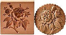 SHUIXIN Stampi per Cioccolato, stampini per