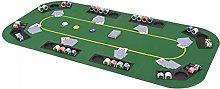 SHUJUNKAIN Piano da Poker 8 Giocatori Pieghevole