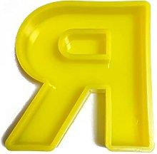 SHURROW Fai da Te Alfabeto Lettere Ornamenti