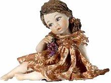 SIBANIA – Statuina in Porcellana Autunno33 –