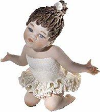 SIBANIA – Statuina in Porcellana Ballerina 33C
