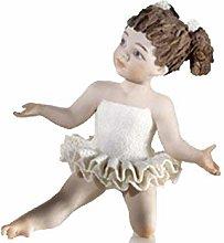 SIBANIA – Statuina in Porcellana Ballerina 33D