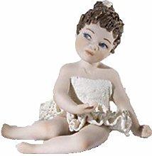 SIBANIA – Statuina in Porcellana Ballerina 33F