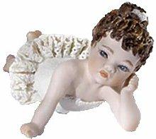 SIBANIA – Statuina in Porcellana Ballerina 33G