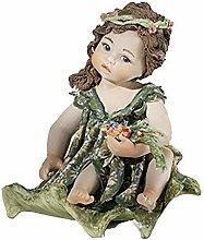 SIBANIA – Statuina in Porcellana Primavera –