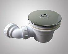 Sifone Pilettone Diametro 90 mm Coperchio In ABS