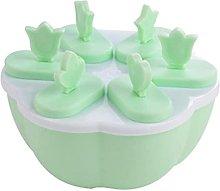 Silicone gelato stampo ghiaccio cubo vassoio cibo