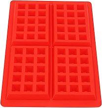 Silicone Waffle Maker Heat Waffle Stampo da forno