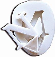 Silikomart 71.196.00.0096 - Stampo per pasta di