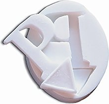 Silikomart 71.198.00.0096 - Stampo in silicone per