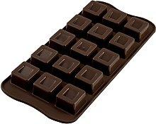 Silikomart Cubo Stampo cioccolatini