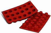 Silikomart SF033 Stampo per muffin 1pezzo(i)