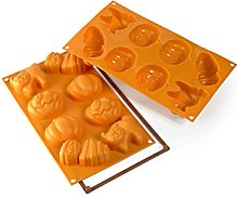 Silikomart - SF116 HALLOWEEN - stampo in silicone