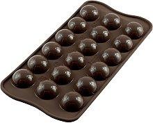 Silikomart Stampo Cioccolatini In Silicone, 18