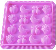 silikomart Stampo in Silicone 16 Easy Candy Tutti