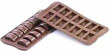 silikomart - Stampo per cioccolatini e Ghiaccio,