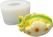 Simpatici stampi in silicone per torta di uova di