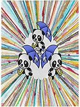 Simpatico Ombrello Panda Bandiera del Giardino