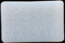 SimpleLife Lettere creazione di Gioielli Stampo in